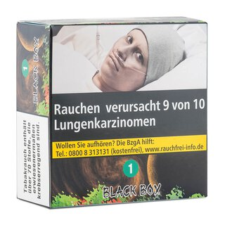 Aqua Mentha Premium Tobacco (1) Black Box 200g