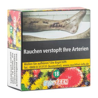 Aqua Mentha Premium Tobacco 18 EIGHTEEN 200g