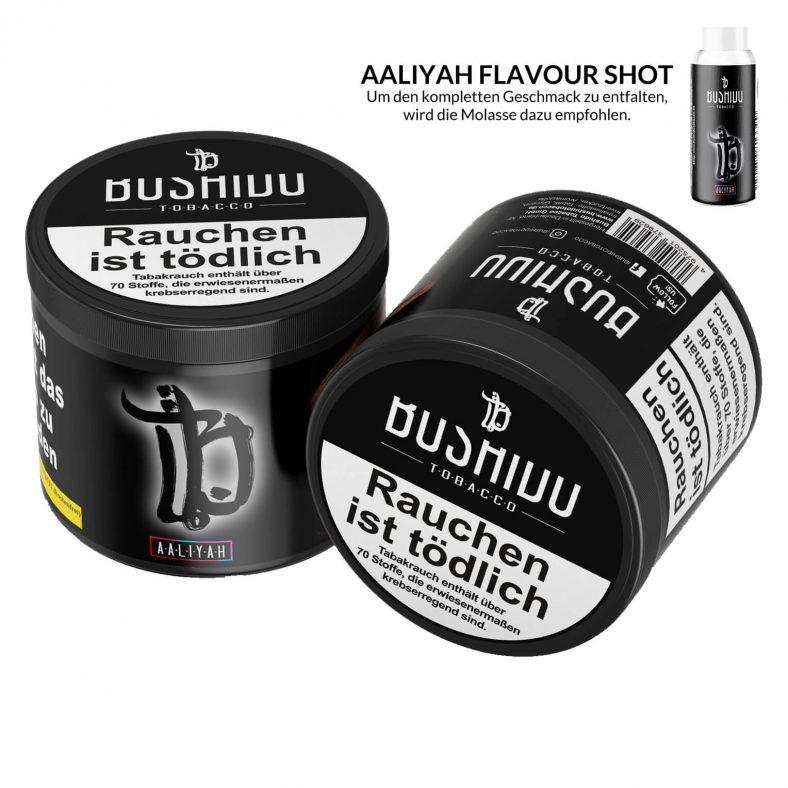 Bushido tabak Aaliyah 200g