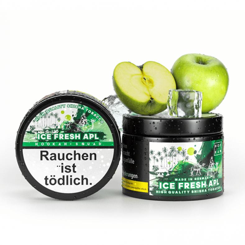 Hookah Squad - Ice Fresh Apl - 200g