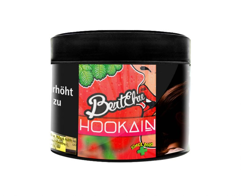 Hookain Bert Ehre RR 200g