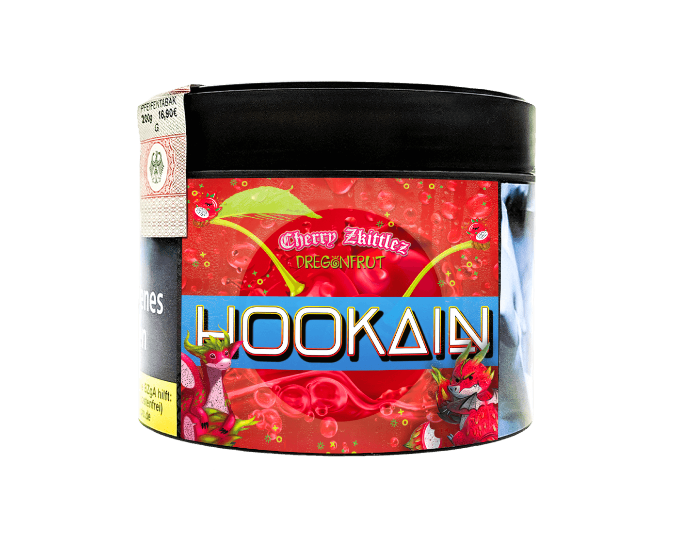 Hookain Ch3ri Zkittlez 200g