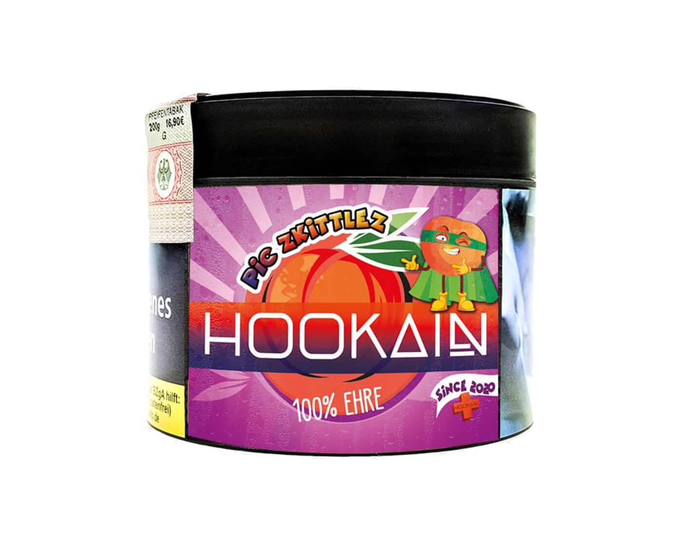 Hookain Pic Zkittlez 200g
