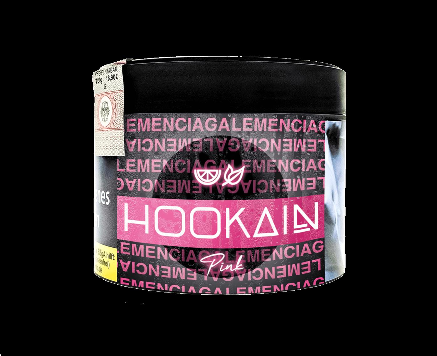 Hookain Pink Lemenciaga 200g