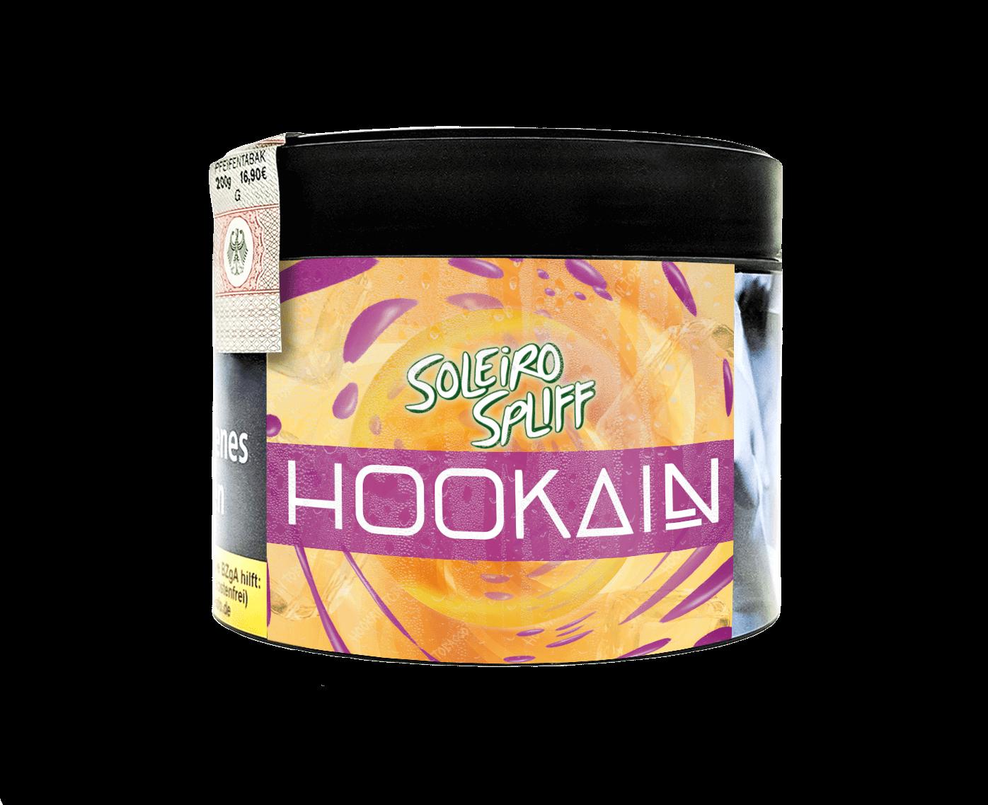 Hookain Soleiro Spliff 200g