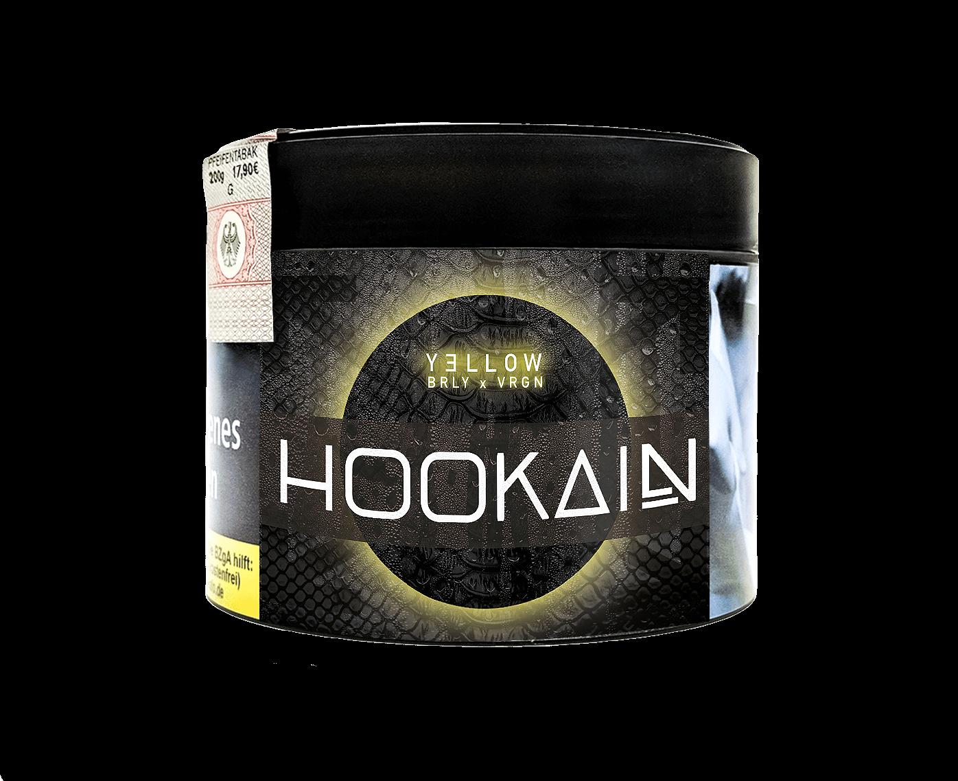 Hookain Yellow 200g