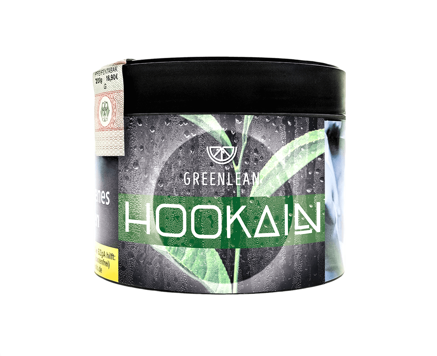 Hookain green Lean 200g