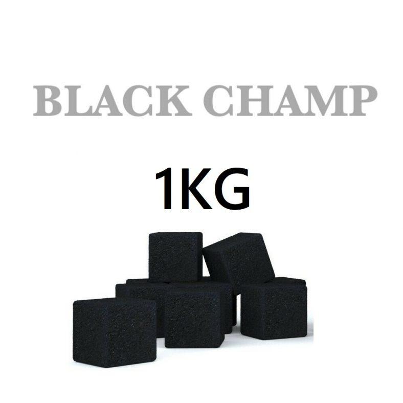 Black Champ Kohle 1kg