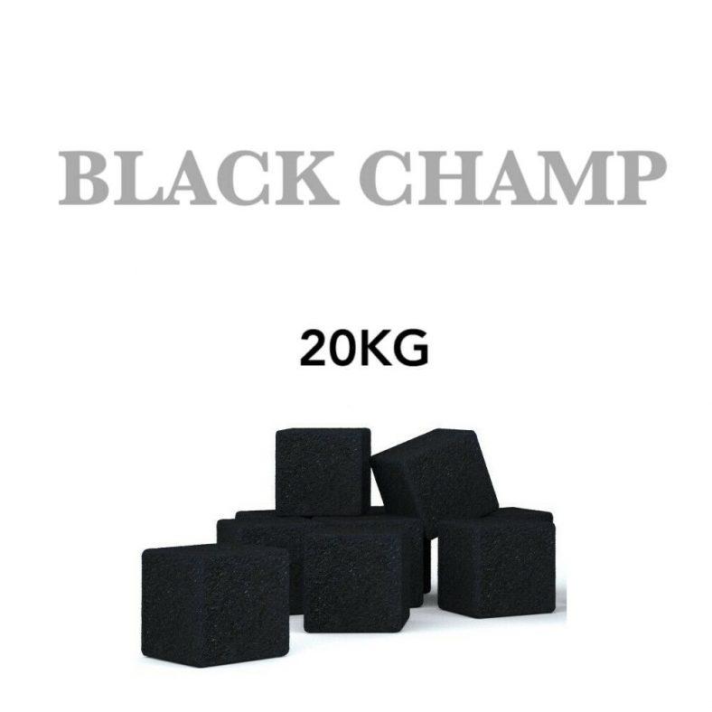Black Champ Kohle 20kg