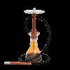Octopuz Captain Wood – Mahagoni – orange black str A