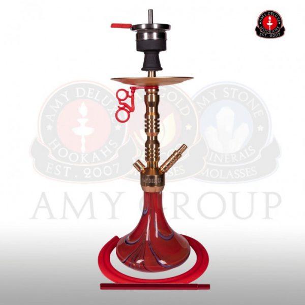 AMY DELUXE – Alu Sierra S RED