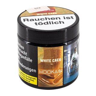 HOOKAIN 50g WHITE CAEK
