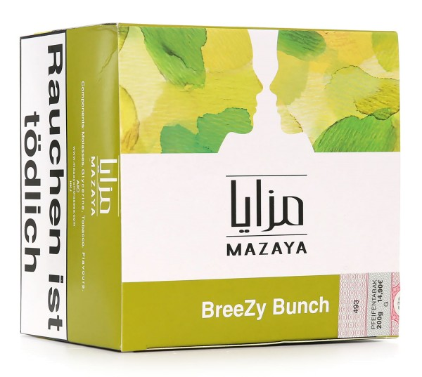 Mazaya 1kg BreeZy Bunch #10 Neu