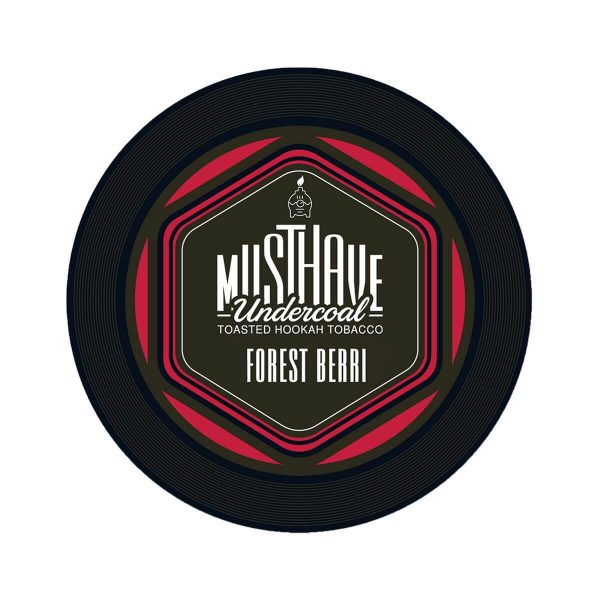 Musthave Forest Berri 200g