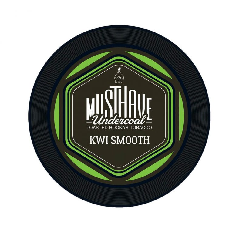 Musthave Kwi Smooth 200g