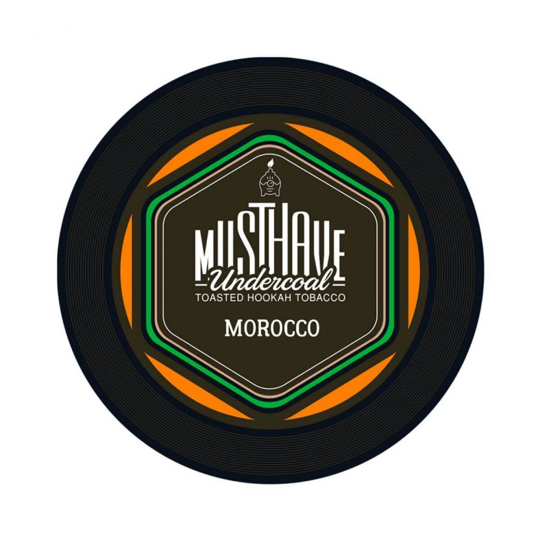 Musthave Morocco 200g
