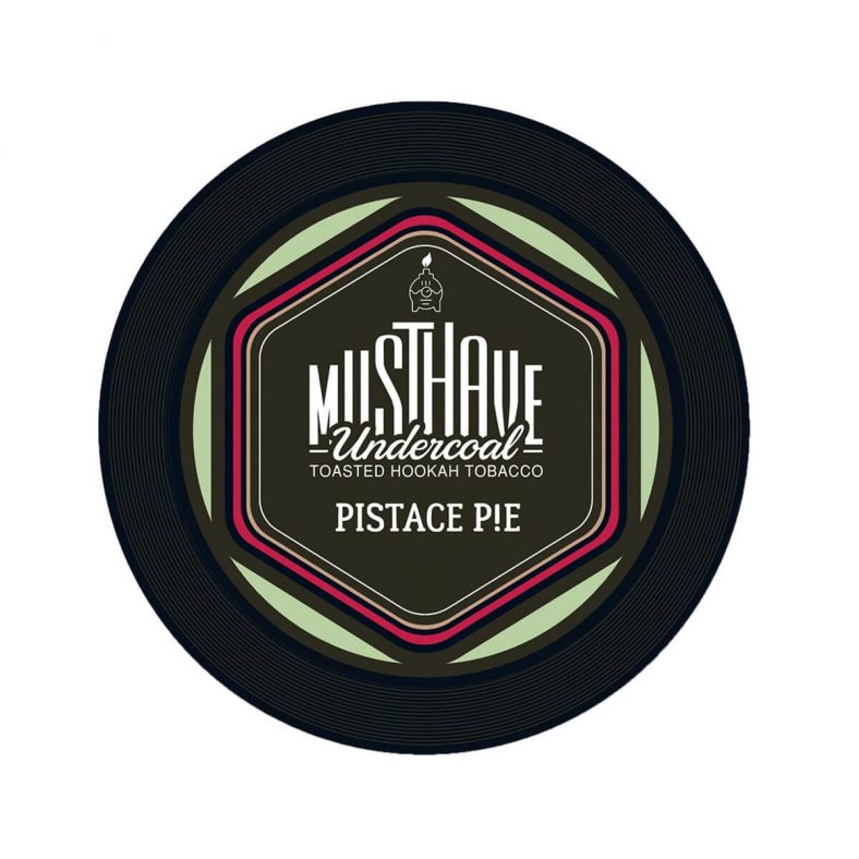 Musthave Pistace Pie 200g