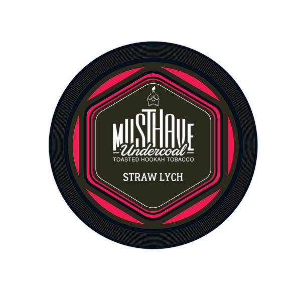 Musthave Straw Lych 200g