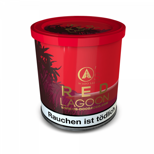 O's Tobacco Red Lagoon 1kg