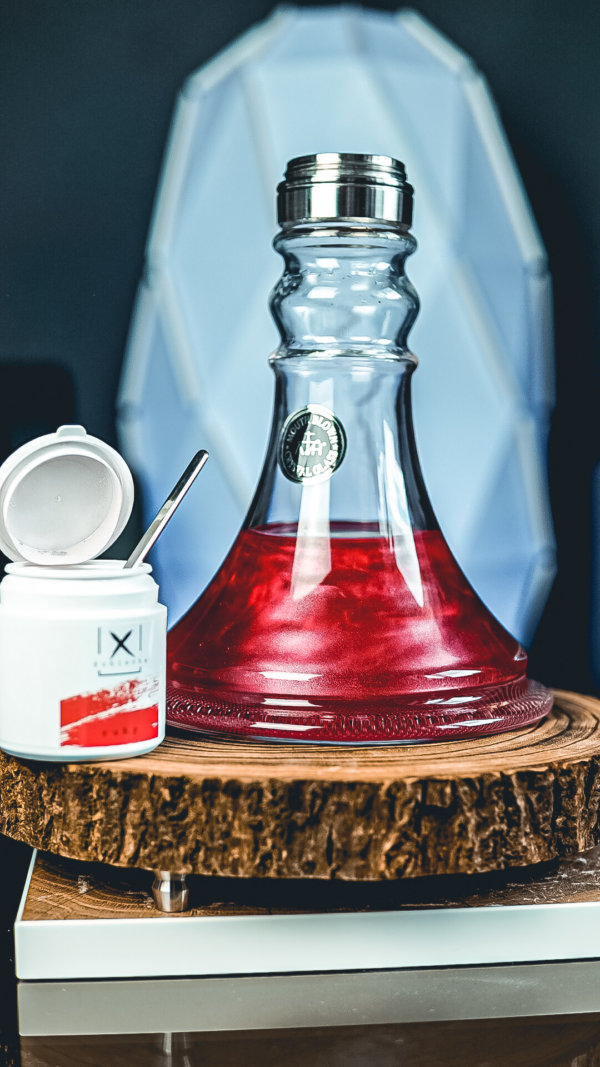 XSchischa – ruby sparkle
