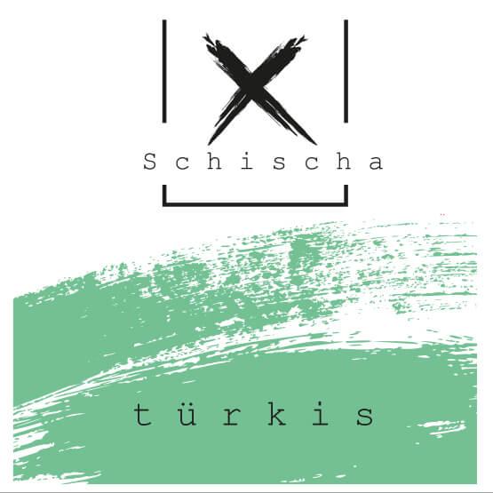 XSchischa – türkis sparkle
